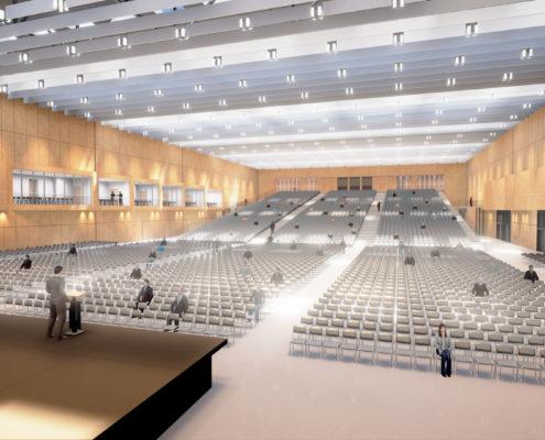 Rhein-Main-Hallen Wiesbaden Halle 1